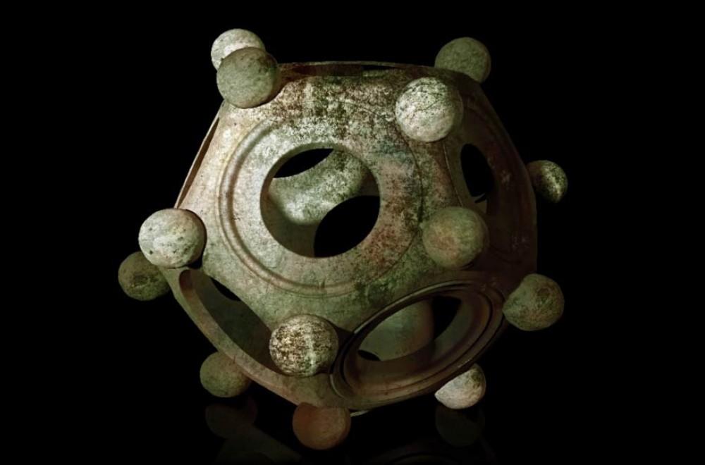 Загадка римского додекаэдра