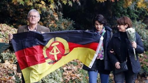 Германия опять раскалывается…