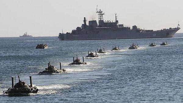 Путин превратит Черное море …