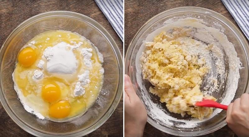 торт из блинов рецепт