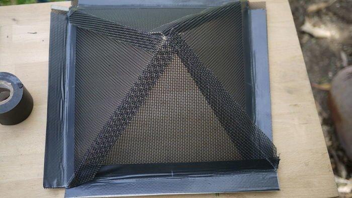 Создание пирамиды ловушка, муха, мухоловка, своими руками, сделай сам