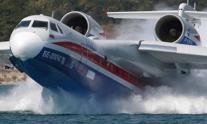 США закупили российские Бе-200