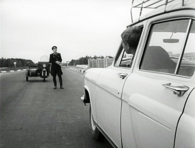 Интересные факты окомедии «Берегись автомобиля» авто,автомобиль,Россия