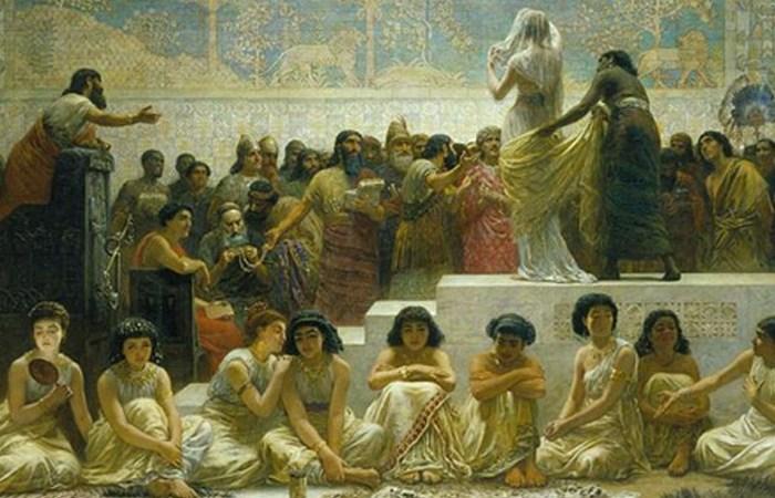 Секс в античности