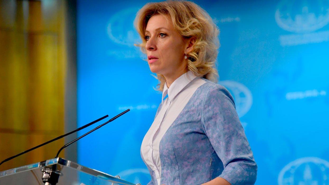 Захарова отреагировала на задержание Ассанжа