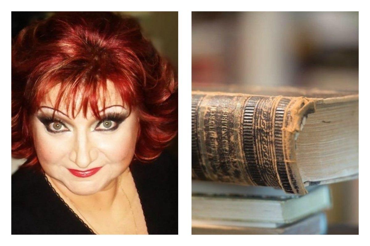 Степаненко потребовала от Петросяна вернуть ей оккультные книги