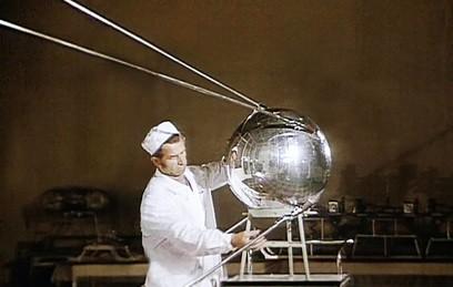 Человечество отмечает 60 лет с начала космической эры