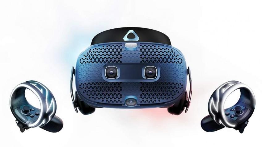 В России уже можно предзаказать VR-шлем HTC Vive Cosmos гаджеты,игрушки,Россия,техника
