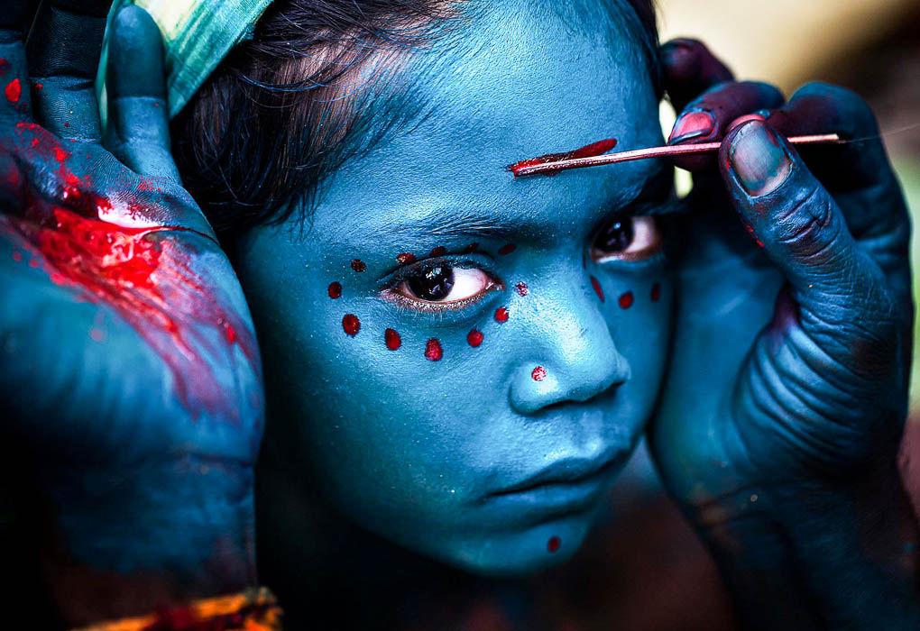 Божественный макияж