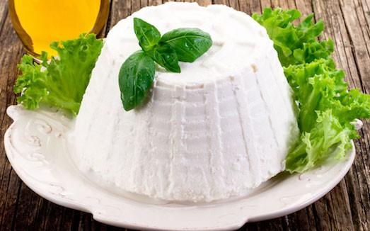 Рикотта — удивительный по вкусу сыр домашний сыр,закуски,кулинария,рикотта