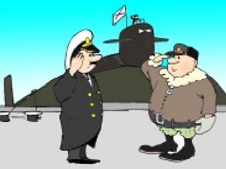 Без мата жизнь на флоте небогата