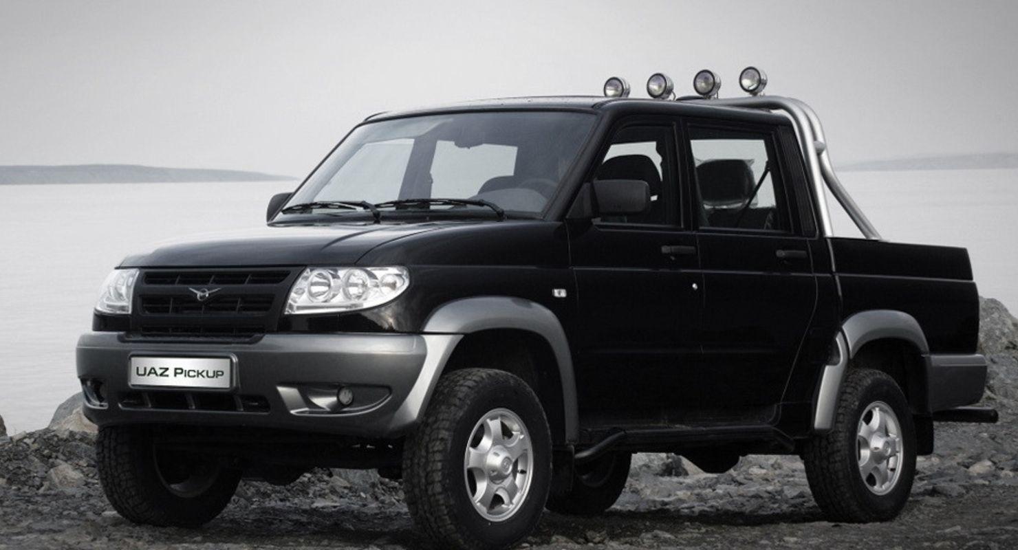 УАЗ открывает официальное представительство в США Автомобили