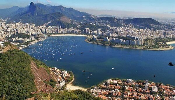 Порт Рио-де-Жанейро, Бразилия. Источник изображения: pixabay