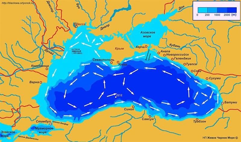 А всё ли мы знаем о Чёрном море Чёрное море, интересное, факты