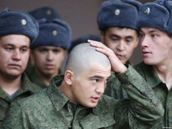 Дагестанцы попали в спорт-роту спецназа ГРУ. Просили перевести в другую через месяц