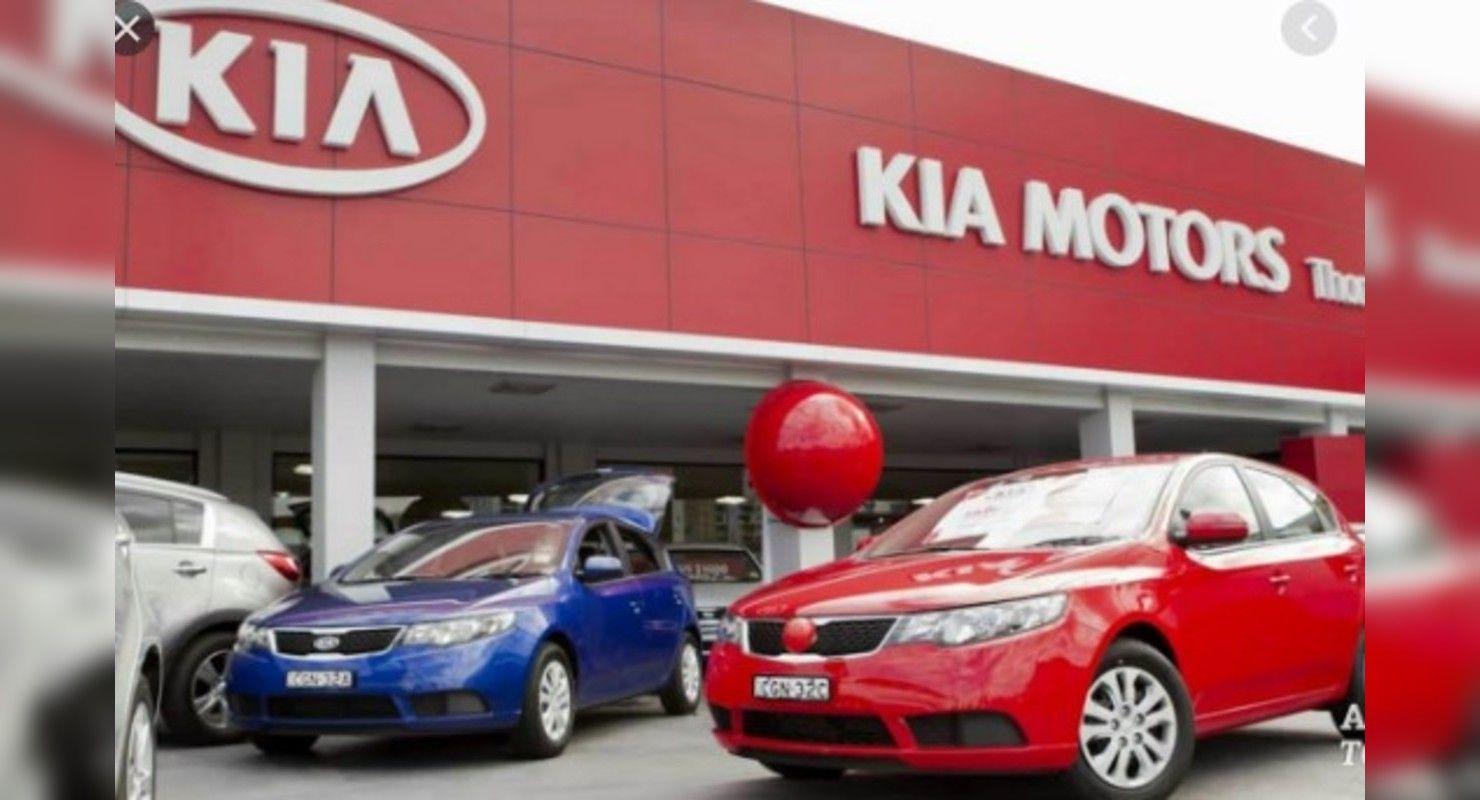 KIA Motors побила очередной рекорд по объему продаж авто Автомобили