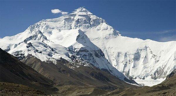 Эверест, Гималаи. Источник изображения: pixabay