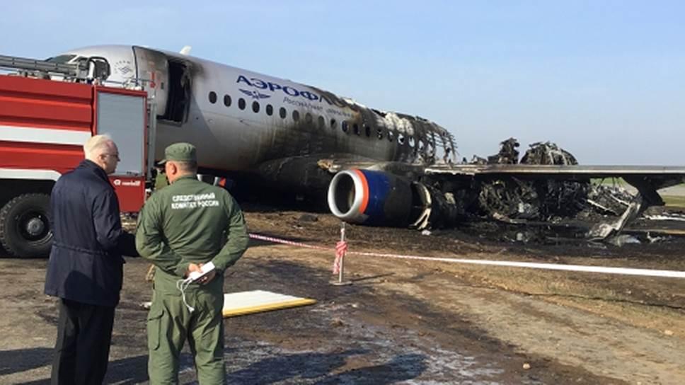 МАК опубликовал отчет о катастрофе SSJ 100 в Шереметьево