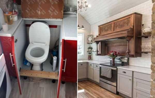 Люди делятся ужасным дизайном кухонь и это дикость насколько они безумные