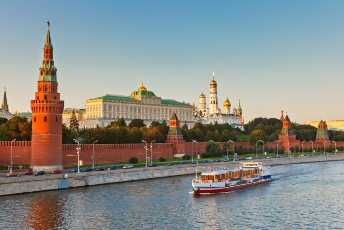 Топ 25 — кремли России