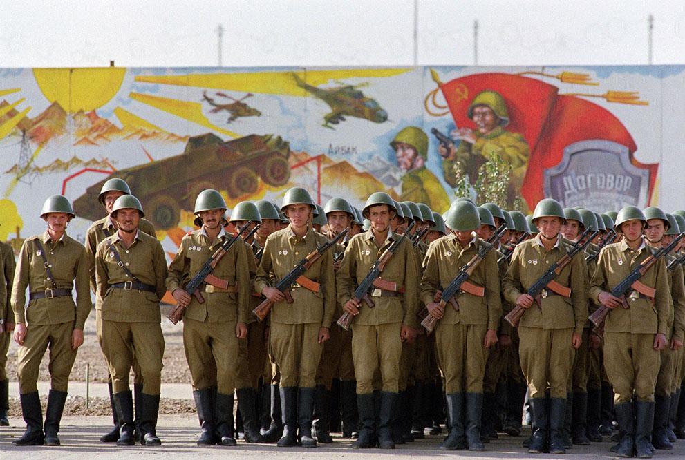 Днем, картинки советской армии