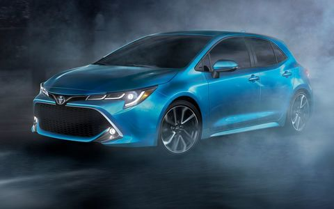 Новая Toyota Corolla: они на…