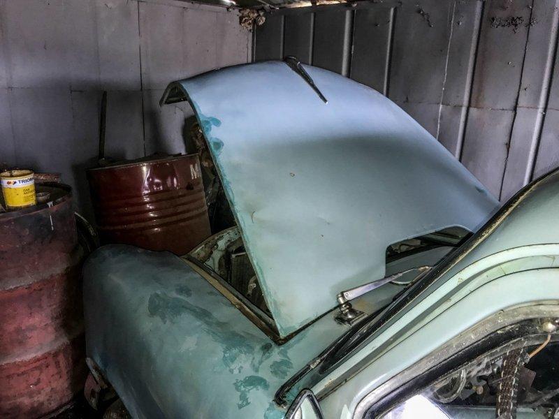 Гаражная находка: редчайший фургон Москвич-430 Москвич-430, авто, азлк, москвич, находка, олдтаймер, ретро авто, фургон