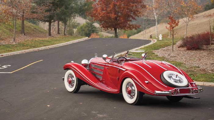 Знаменитые модели Mercedes: как появлялись легенды авто, мерседес, история авто, Тест-драйв онлайн, длиннопост