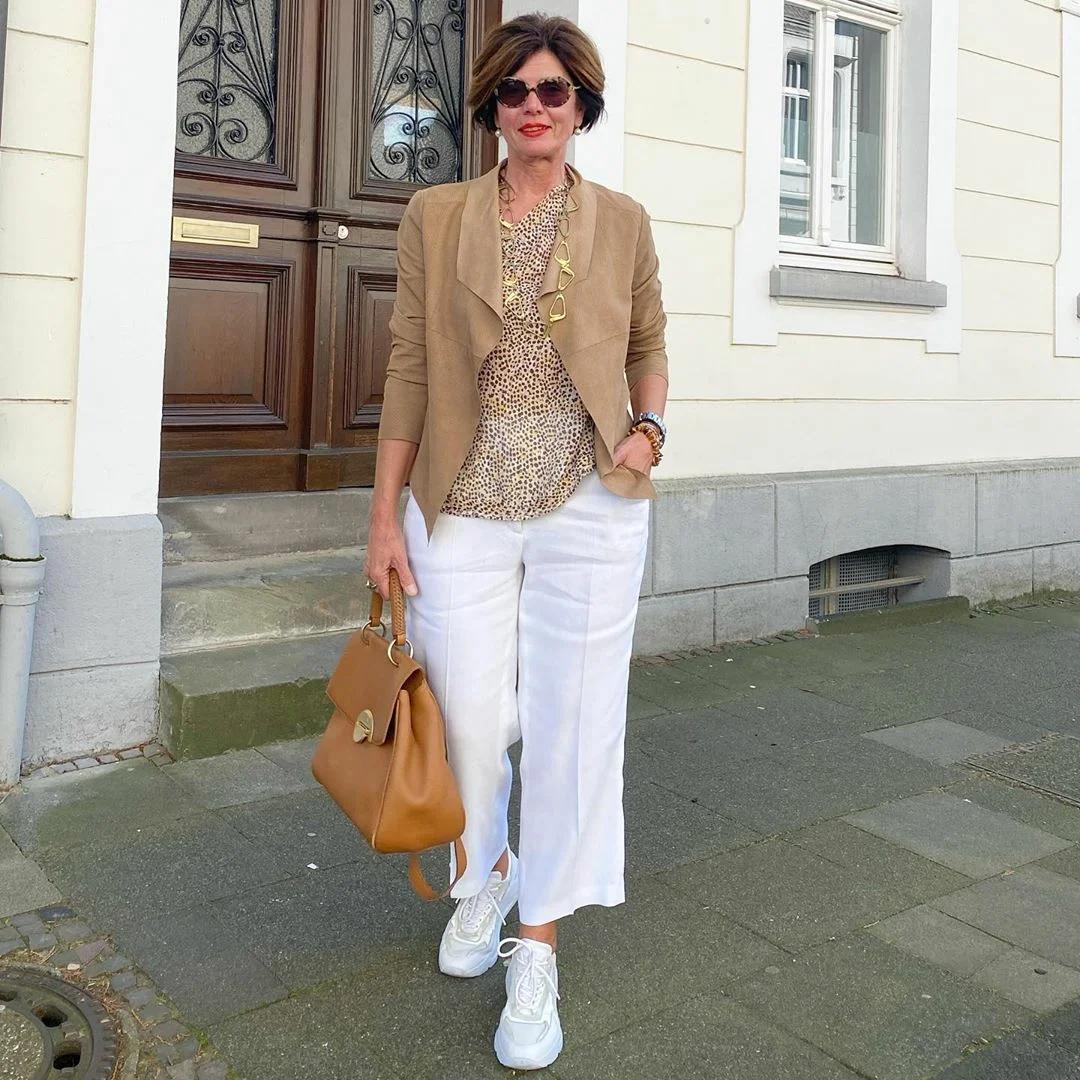 Лучше выглядеть модной леди, чем бабушкой неопределённого возраста. Стиль женщины 60+