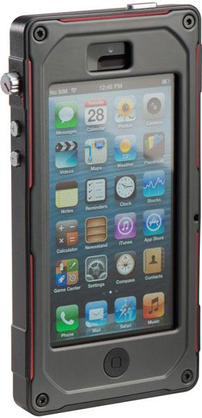 """""""Скафандры"""" Pelican ProGear для iPhone 5 сделаны из алюминия"""