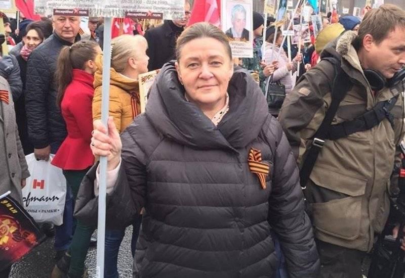 Татьяна Мармазова: Почему Донбасс?