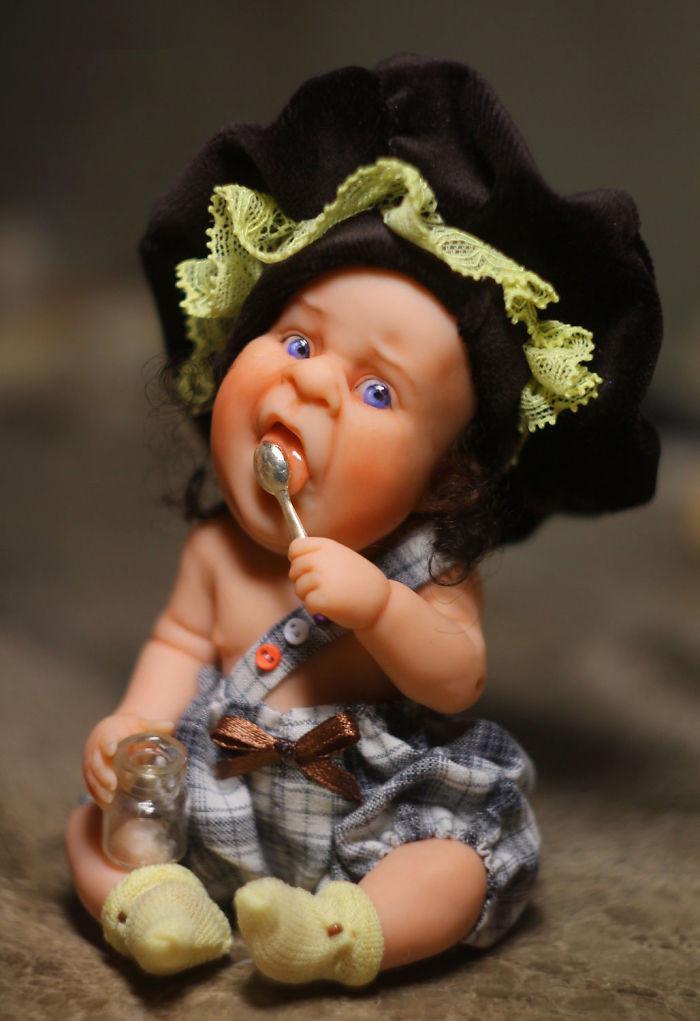 Амели гарри, картинки кукол смешных