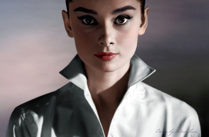Одри Хепберн - икона стиля ХХ века.