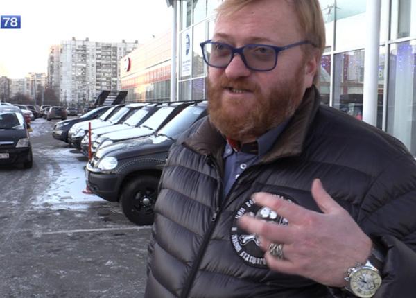 """Виталий Милонов: """"Гомофобия – это прекрасно"""""""