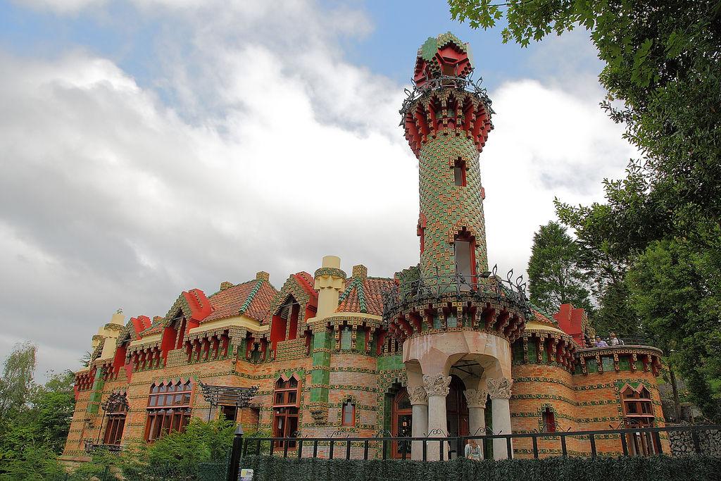 Capricho de Gaudí 03