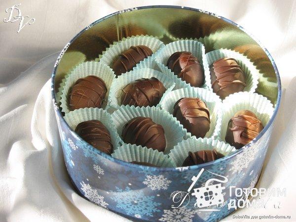"""Catànies - Испанские шоколадные конфеты """"Катаниас"""" фото к рецепту 8"""