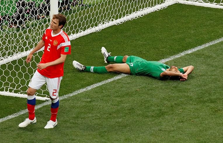 Русские победили в первом матче после таинственного отравления саудовской команды (News Thump, Великобритания)