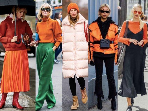 Самые модные цвета и их сочетания, которые стоит взять на заметку