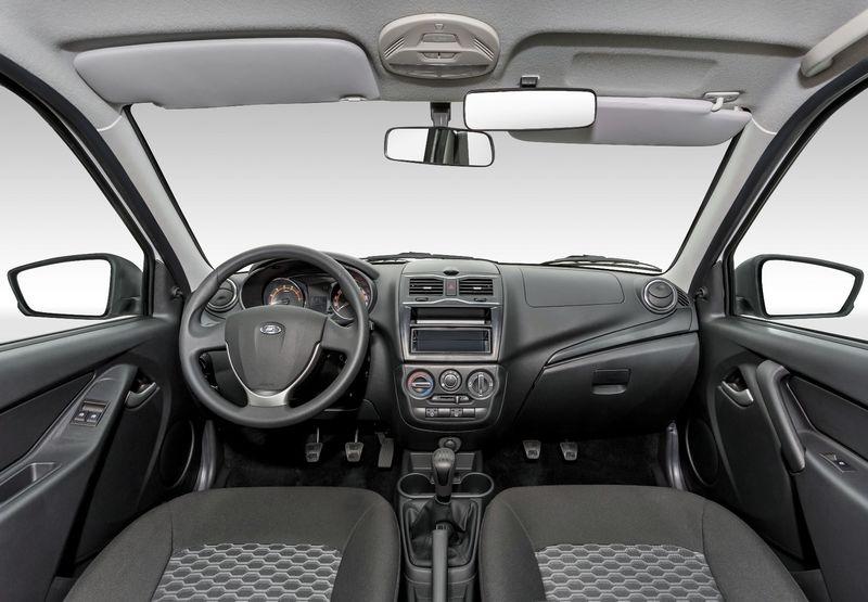 Lada Granta получила новую модификацию Lada Granta
