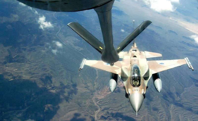 ВВС Израиля ударили по сирийской армии под Дамаском Новости
