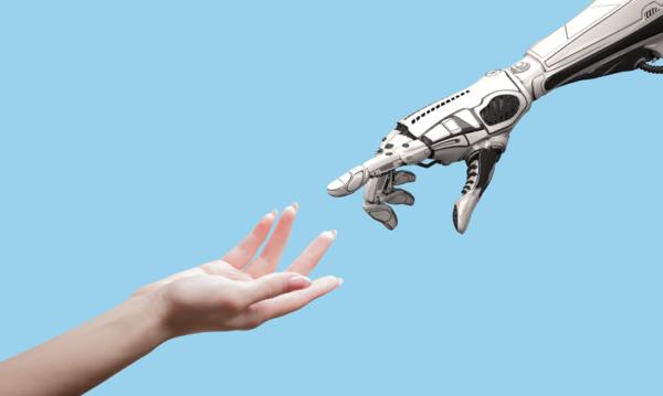 Роботы в человеческом обществе