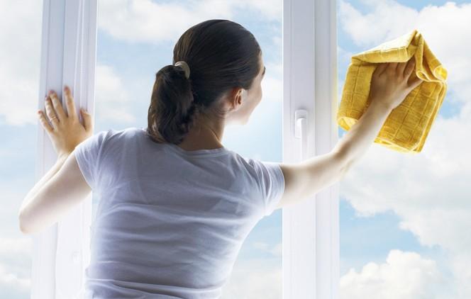 Помыть окна без разводов: эт…