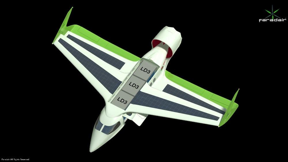 Концепт гибридного триплана BEHA. Он начнет перевозить пассажиров уже в 2025 году Авиация
