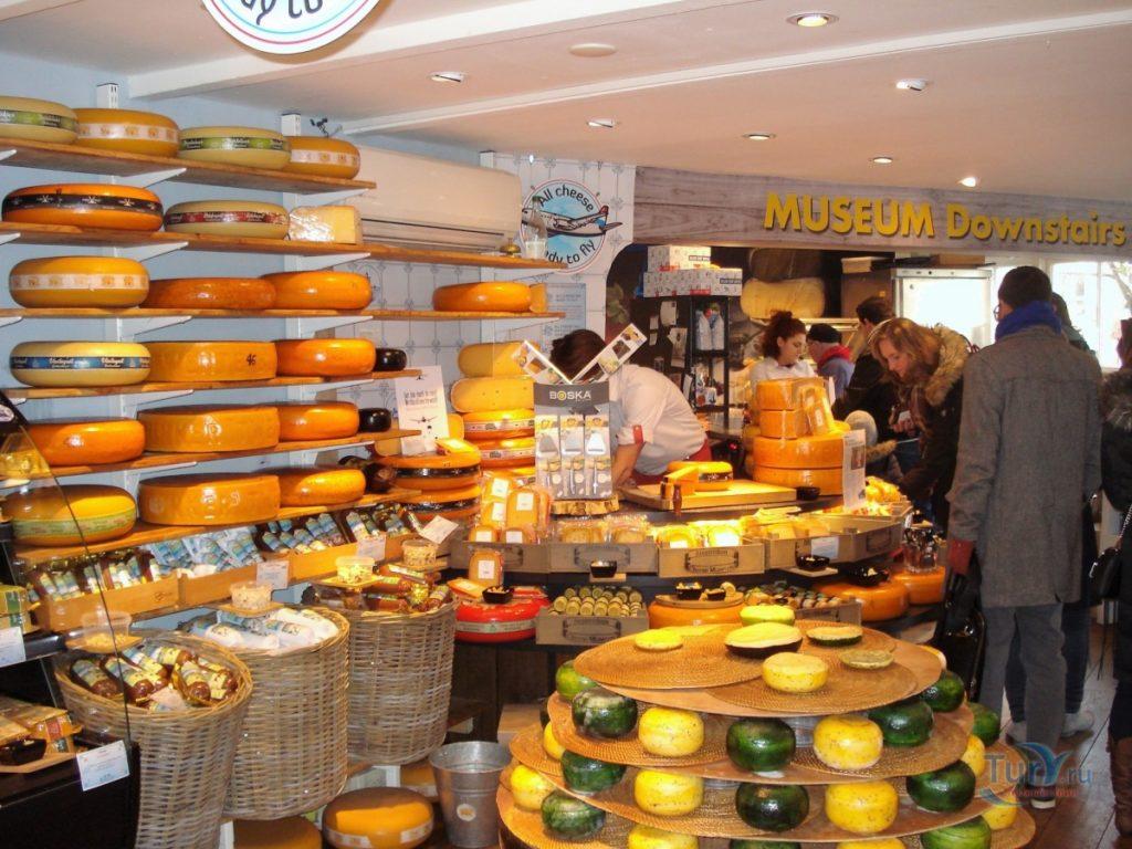 Музей сыра - Нидерланды