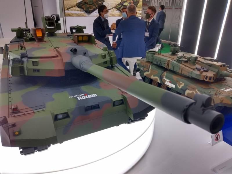 Проект ОБТ K2PL. Перспектива без перспектив оружие,танки