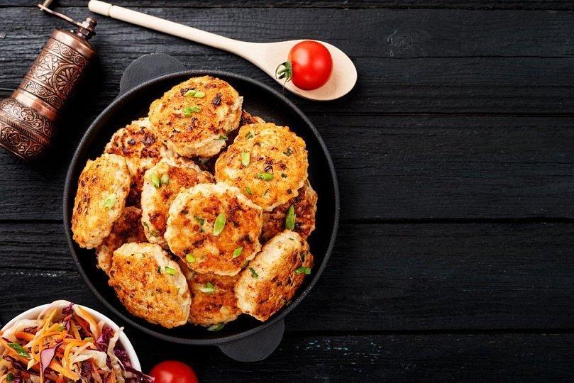Рецепты вкуÑных и полезных котлет из мÑÑа и овощей
