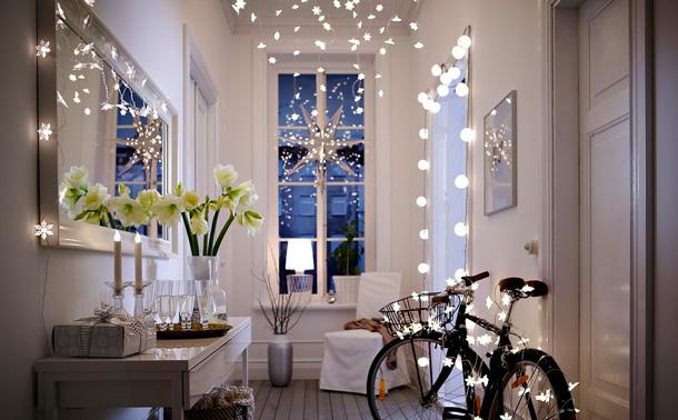 Новый год в скандинавском стиле идеи для дома,новогодний декор