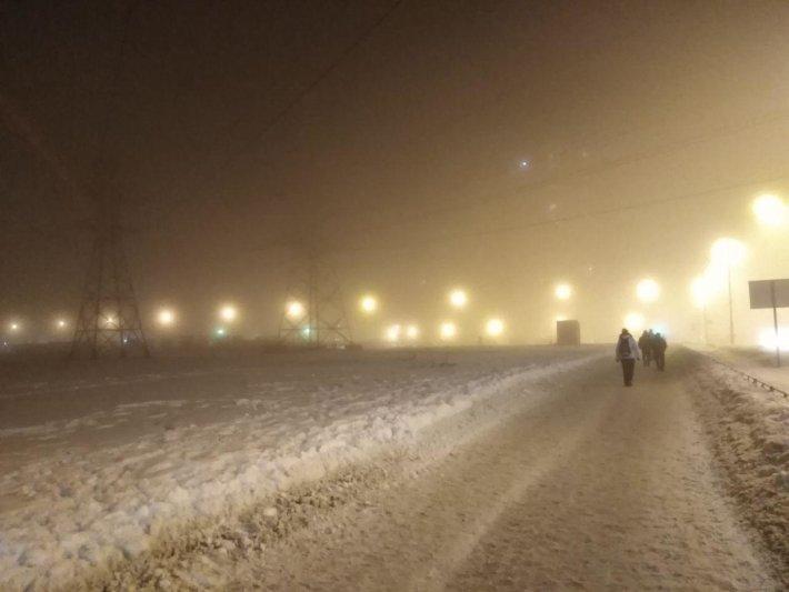 В Петербурге 14 февраля начнется с тумана и снега