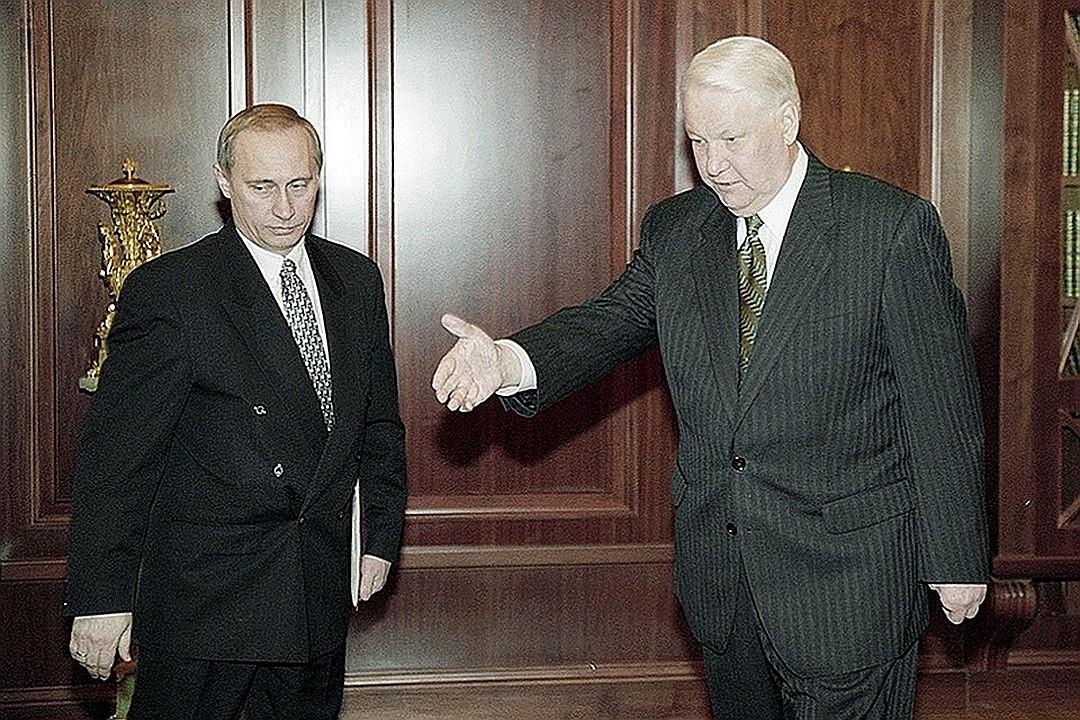 9 августа исполнилось ровно 20 лет, как Владимир Путин был назначен и. о. премьера, тем самым взойдя на олимп государственной власти России Фото: фотохроника ТАСС.