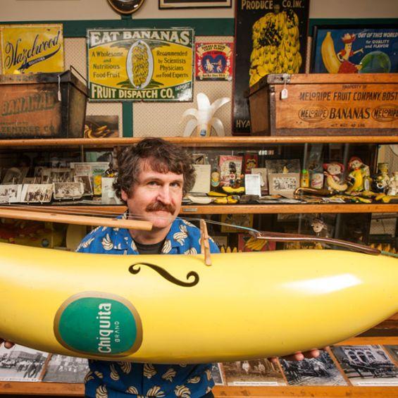Банановый музей - Вашингтон